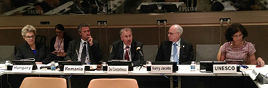 United Nations: Inauguration of the Parliamentary Multi Track Initiative Council for the SDG's and the Culture of Peace